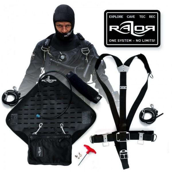 Das Basic Razor Sidemount System 2.5 Complete