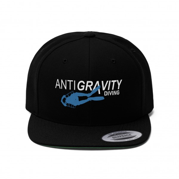 Anti-Gravity Diving Snapback Cap