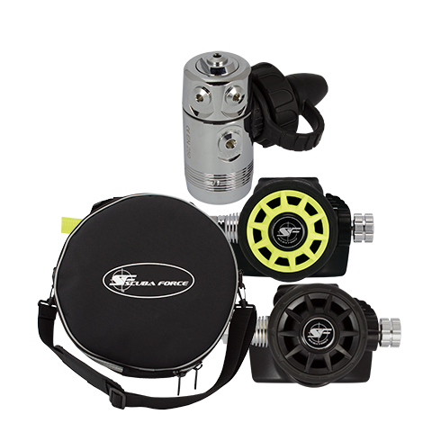 Scubaforce Recreational Atemregler Set II
