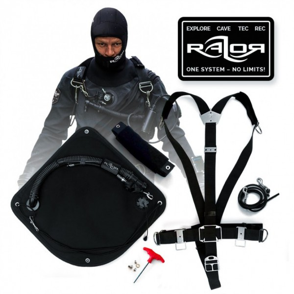 Das Basic Razor Sidemount System 2.5