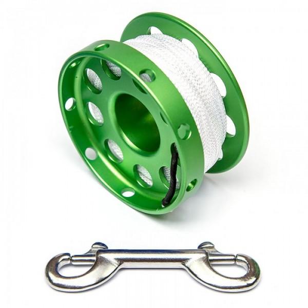 30 Meter Safety Spool (Grün)