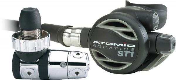 Atomic ST1 Atemregler Set 1. und 2. Stufe