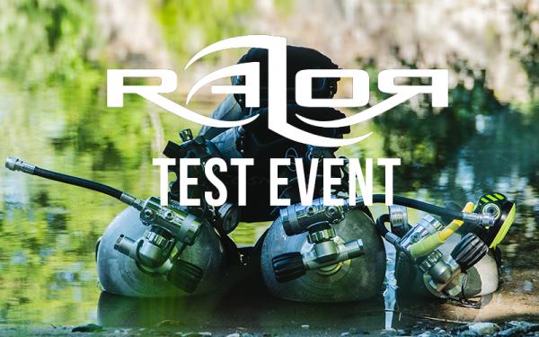 Razor Test Event Teilnahme
