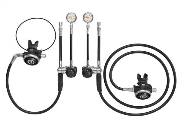 Scubapro Sidemount Atemregler Set (DIN)