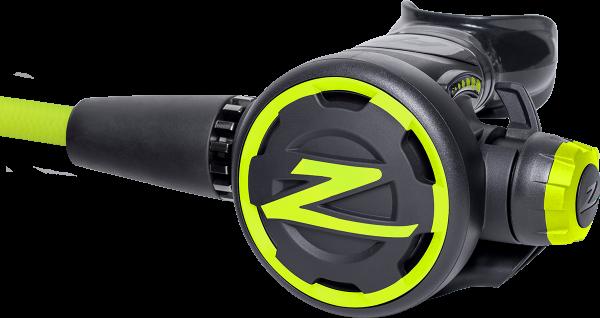Zeagle F8 Oktopus (2. Stufe)