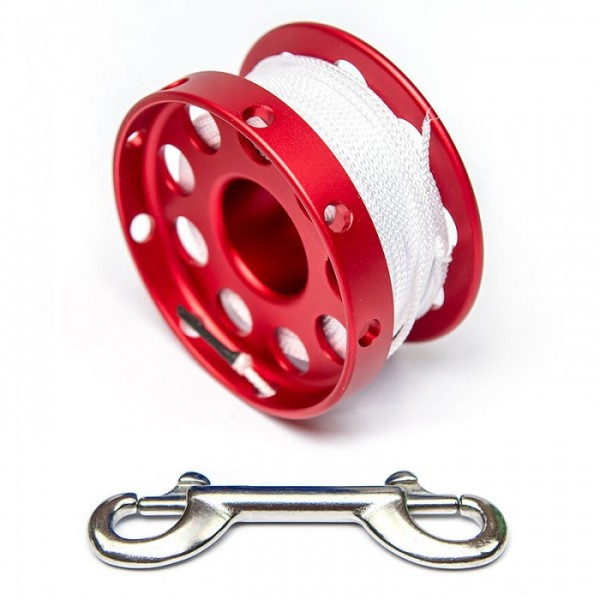 30 Meter Safety Spool (Rot)