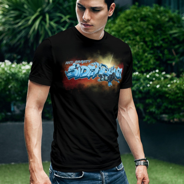 Graffiti Sidemount Diver [Ginnie Springs Version] - Premium Shirt
