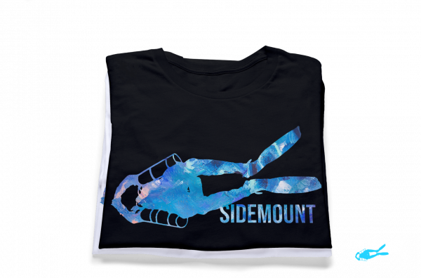 Painted Sidemount Diver - Premium Shirt