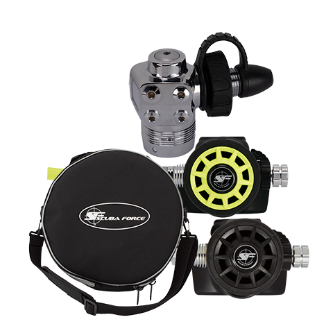 Scubaforce Recreational Atemregler Set III