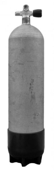 Faber, 12 L Lang / 200 bar Stahlflasche RE Ventil (Hot Dipped)